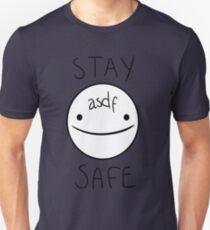 Eddsworld - Stay Safe  T-Shirt