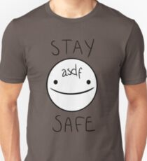 Eddsworld - Stay Safe  Unisex T-Shirt