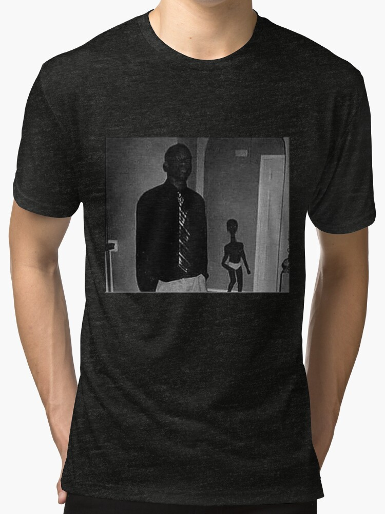 Basement T Shirts Part - 21: When Your Brother Finds His Way Out Of The Basement By Manist