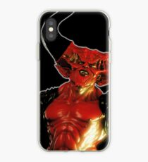 Lord of Darkness - What is light without dark? rev2 iPhone Case