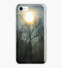 Tree topper iPhone Case/Skin