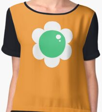 Princess Daisy Chiffon Top