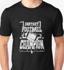 fantasy football champion unisex t shirt - Football T Shirt Design Ideas