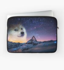 Doge sky Laptop Sleeve