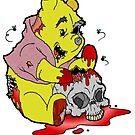 Zombie Bear by Skree