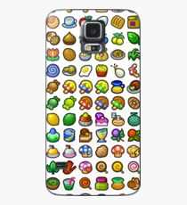 Paper Mario - All Recipes & Ingredients Case/Skin for Samsung Galaxy