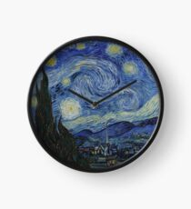 Reloj Noche estrellada (Vincent van Gogh)