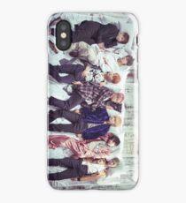 BTS Wings Album - Sleep iPhone Case/Skin