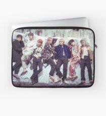 BTS Wings Album - Schlaf Laptoptasche