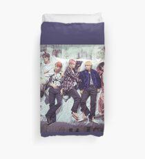 BTS Wings Album - Sleep Duvet Cover