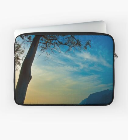 The cliffs at Los Gigantes, Tenerife Laptop Sleeve