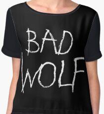 Bad Wolf Chiffon Top