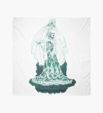 Enchantress in Emerald Ink Scarf