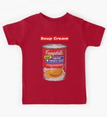 "Supreme ""Soup Cream"" Kids Tee"