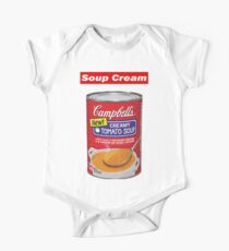 "Supreme ""Soup Cream"" One Piece - Short Sleeve"