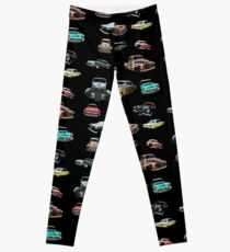 Hot Rod Heaven Leggings