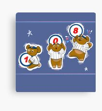 Cubs! Canvas Print
