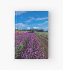 Tulip Fields Hardcover Journal