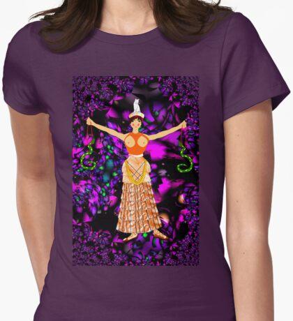 A Minoan Snake Goddess circa 1600BCE T-Shirt