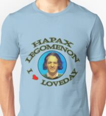 UC Heroes - Hapax legomenon #2 T-Shirt