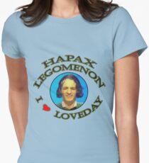 UC Heroes - Hapax legomenon #2 Womens Fitted T-Shirt