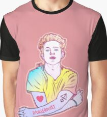 Charlie Puth Dangerously Graphic T-Shirt