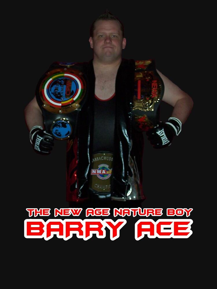 """New Age Nature Boy"" Barry Ace by barryace"
