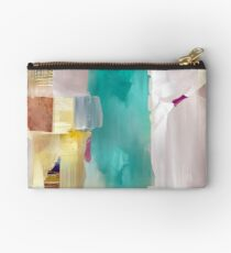 abstract summation Studio Pouch