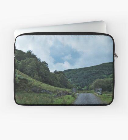 The Glen Feochan Road Laptop Sleeve