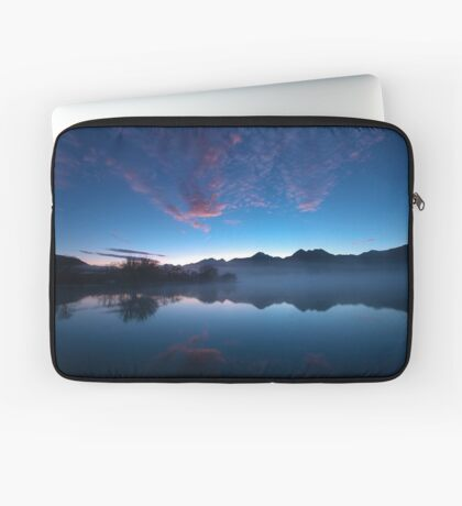 Blue Dawn, Kinloch NZ Laptop Sleeve