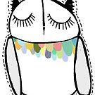 What a pretty chest owl by annieclayton