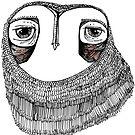 Drapey feathers owl by annieclayton