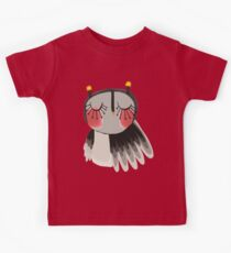 Rosy cheeks owl Kids Clothes