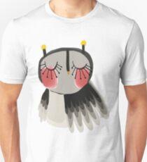 Rosy cheeks owl Unisex T-Shirt