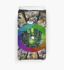 Anime G Duvet Cover