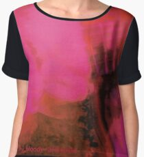 My Bloody Valentine - Loveless (Graphic t-shirt edition) Women's Chiffon Top