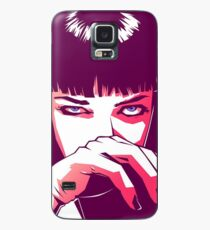 Pulp Fiction - Mia Wallace Case/Skin for Samsung Galaxy
