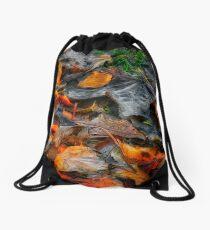 A Colourful Death Drawstring Bag