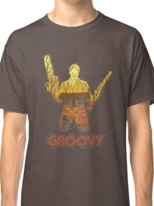 lets groovy  Classic T-Shirt