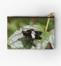 The Black and White Swift Studio Pouch