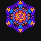 Om Mandala by Denis Marsili