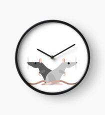Rats 01 Clock