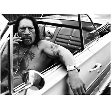 Danny Trejo x Marshall Marsellus - Never heard of her! by QTFC