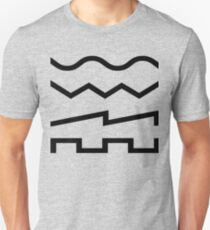Waveforms T-Shirt