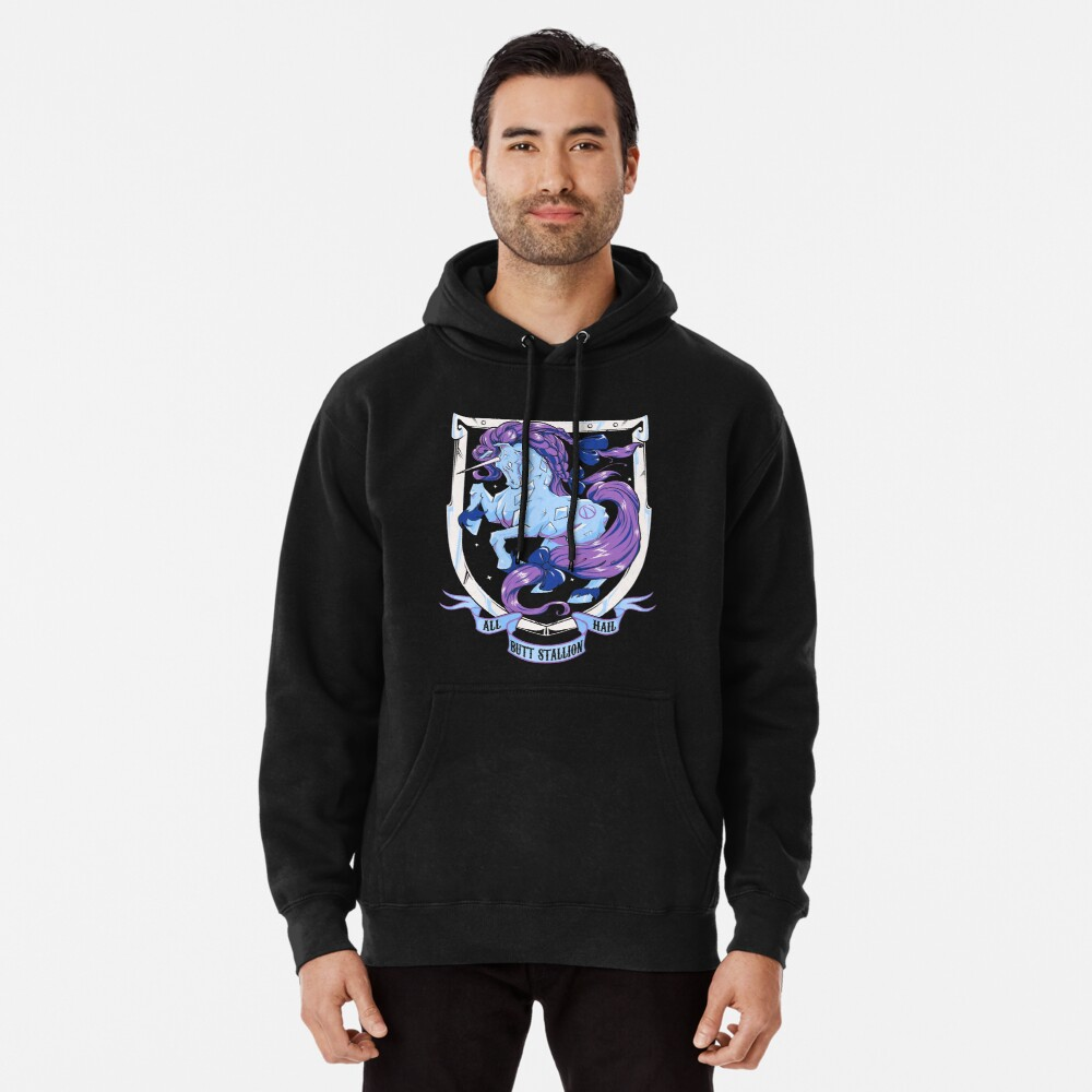 Diamond Monarch Pullover Hoodie