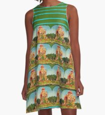 forest park pavillion dress A-Line Dress
