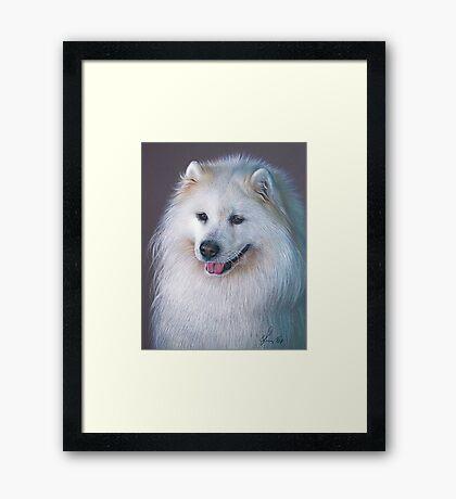 Kade Framed Print