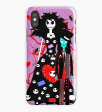 Drag Queen Jack on his wedding day iPhone Case/Skin