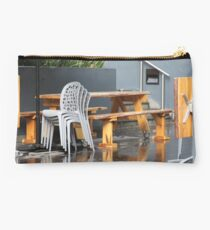 Lunch cancelled due to inclement weather! Studio Pouch