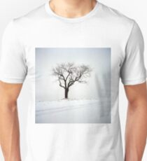 Old Tree in the Snow T-Shirt